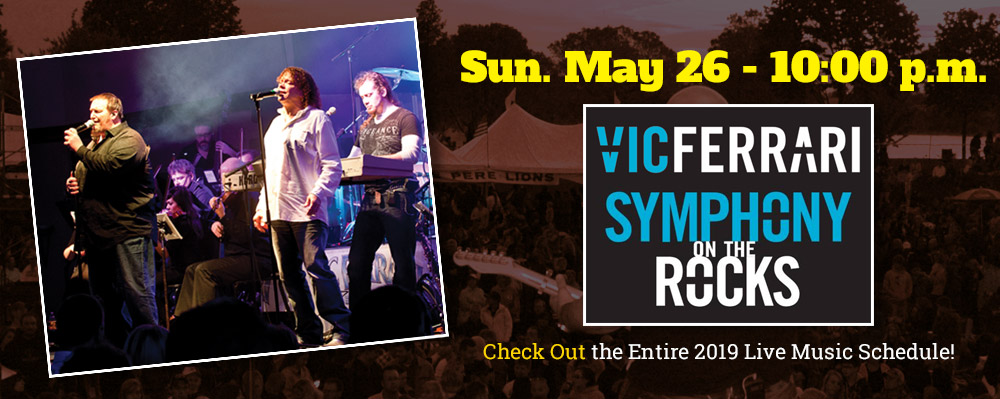Vice Ferrari Symphony on the Rocks