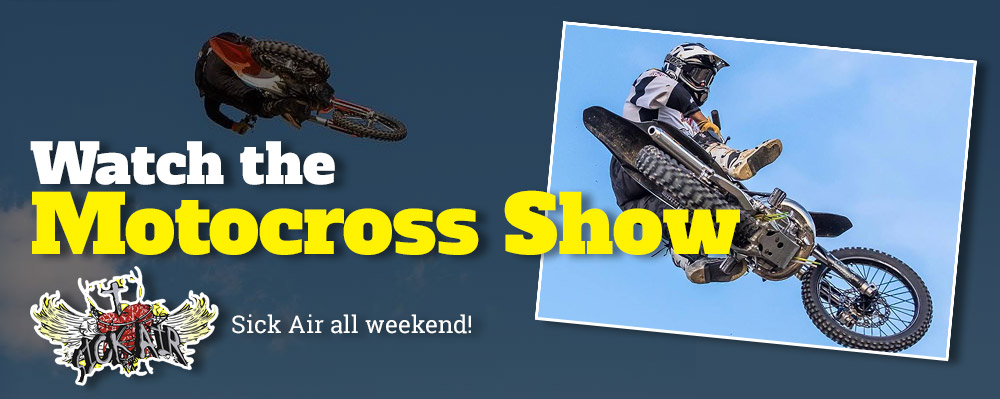 Watch the Motocross Show